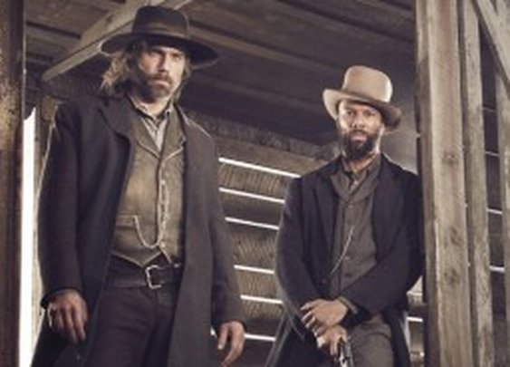 Hell on Wheels – awesome show