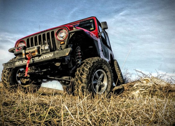 More Jeeps!