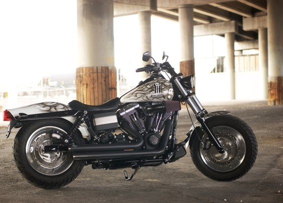 2012 Harley-Davidson Fat Bob (FXDF) #1 for a reason.
