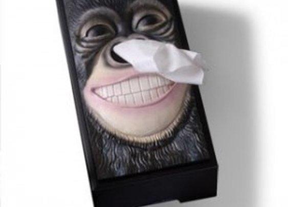 King Kong Tissue Box Cover | Cheaper Than A Shrink