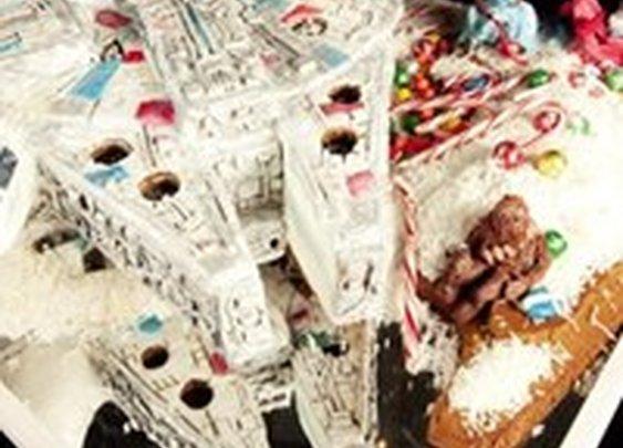 Star Wars Gingerbread WIN - Cheezburger