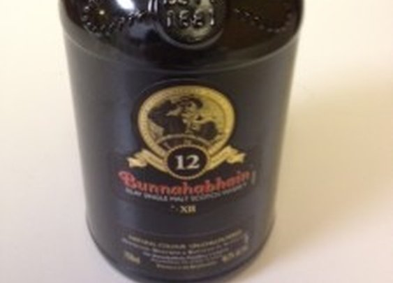 Bunnahabhain 12 Year | Cigar and Whiskey