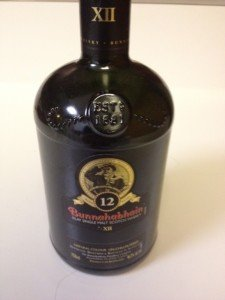 Bunnahabhain 12 Year   Cigar and Whiskey