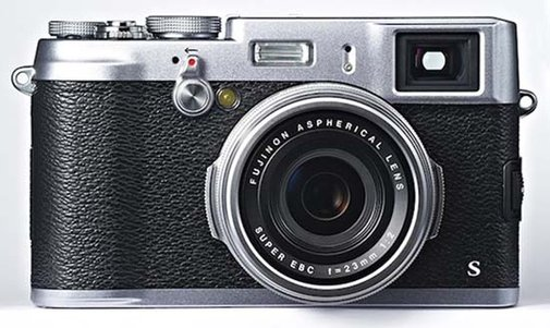 Fujifilm Unveils The New X100S