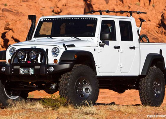 AEV Brute Double Cab — The Man's Man