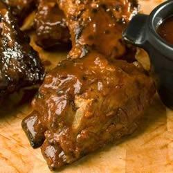 Easiest BBQ Pork Ribs