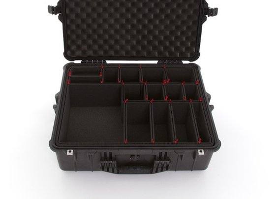 Pelican 1450 Case with Trekpak Insert — The Man's Man