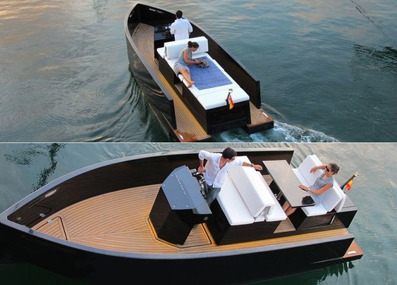 De Antonio Mini Yacht