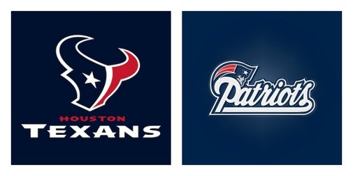 Texans or the Patriots Could be Super Bowl Bound.. which one will advance?