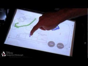 Capacitive Fingerprinting: Technology that can tell WHO's touching
