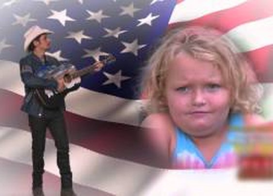 "Brad Paisley Performs ""The Ballad of Honey Boo Boo"" - YouTube"