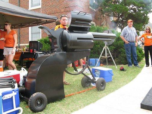 Gun Grill