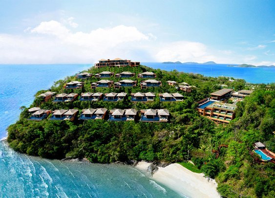 Sri Panwa Luxury Resort - Phuket, Thailand