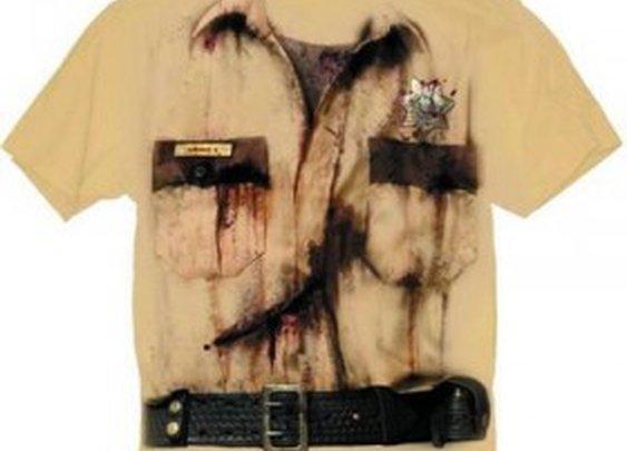 The Walking Dead's Rick Grimes Shirt