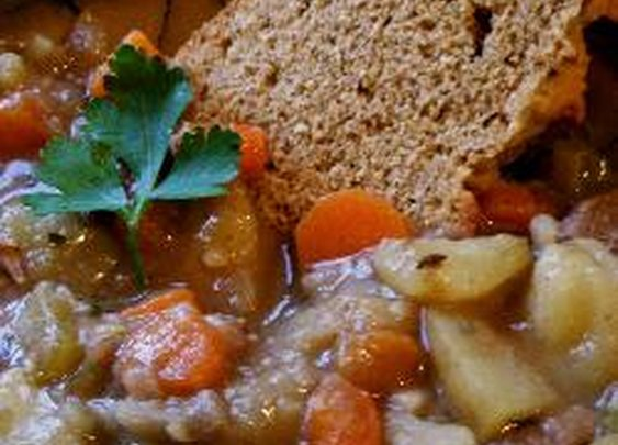 Hearty Venison Stew