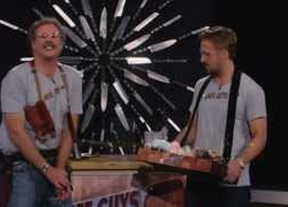 """Knife Guys"" Will Ferrell and Ryan Gosling - YouTube"