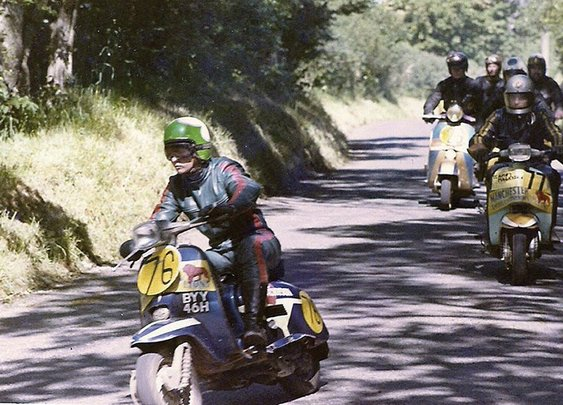 Isle of Man Scooter Week 1957 - 1976