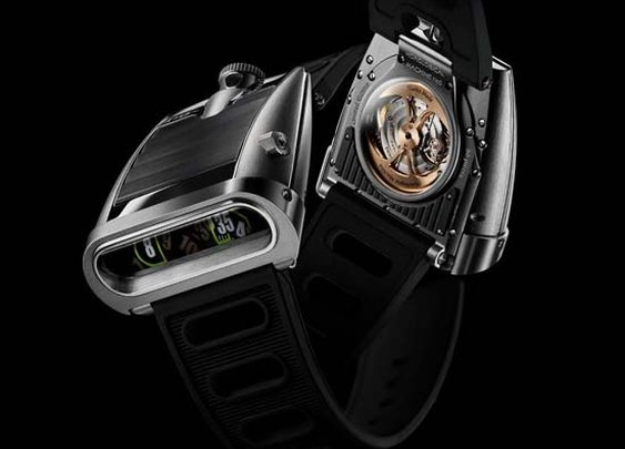 MB&F HM5 'On The Road Again' Watch