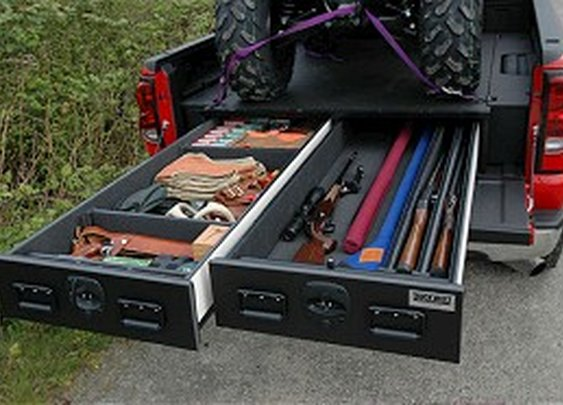 TruckVault Secure Storage Solutions