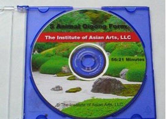 The Institute of Asian Arts 5 Animal Qigong Form : Qigong