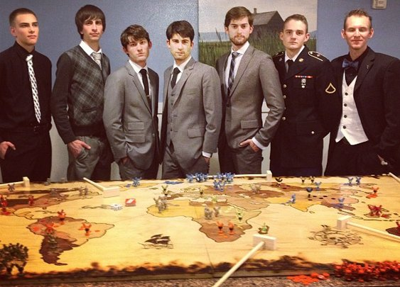 A Gentleman's Game of Risk