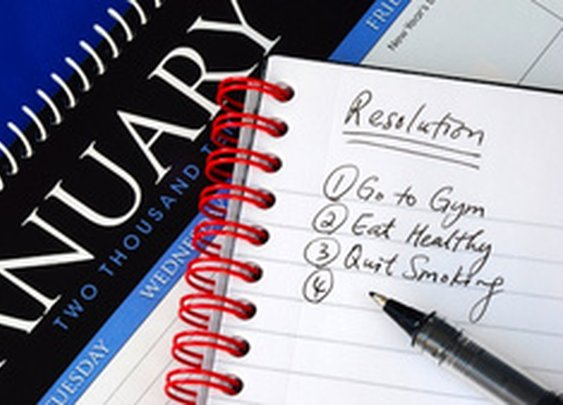 Top 10 Strategies for Making Your New Year's Resolution Stick