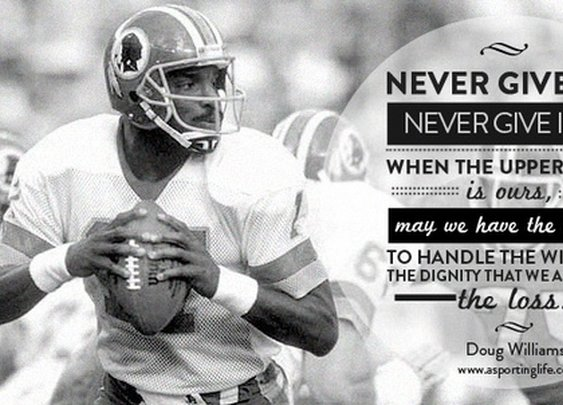 Sports Quotes / #dougwilliams #sports  #quotes  #sportsquotes