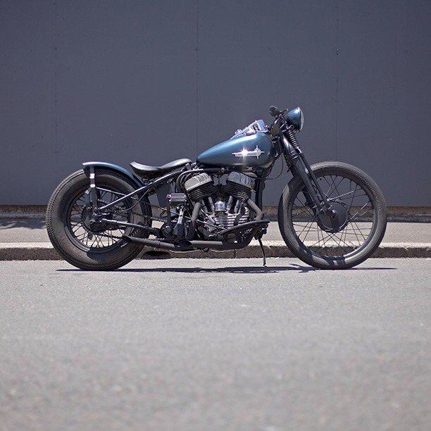 Harley Davidson Q
