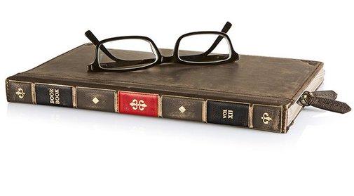 BookBook - iPad Mini Book Case - BuzzRaid