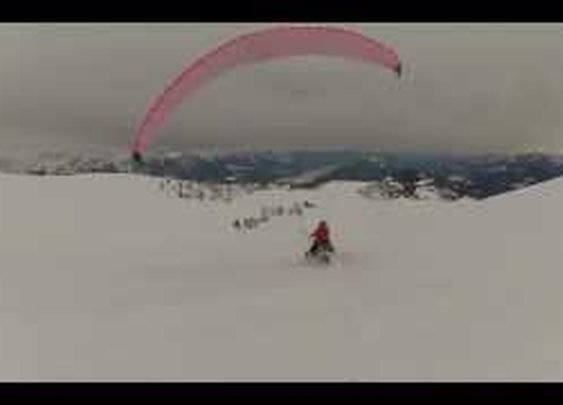 Introducing Parasledding with Eric Oddy - YouTube