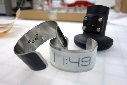 Central Standard Timing makes bid for world's thinnest wristwatch crown