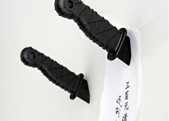 Ninja Knife Magnets - $18