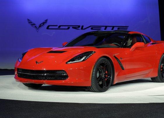 The New 2014 Corvette Stingray [PHOTOS] | TIME.com