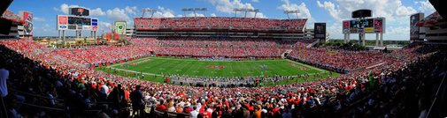 About the Stadium | Raymond James Stadium