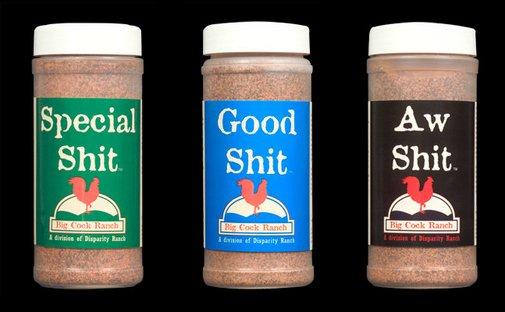 Special Sh*t Seasoning | Cool Material