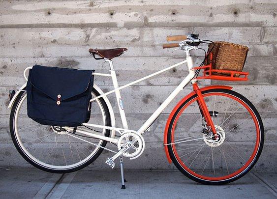The Scout Regalia Bike   A Modern Classic