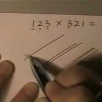 Quickly Multiply Big Numbers the Japanese Way