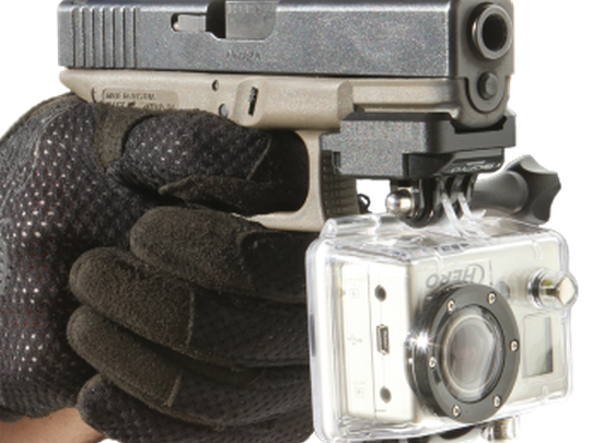 GoPro Pistol Mount