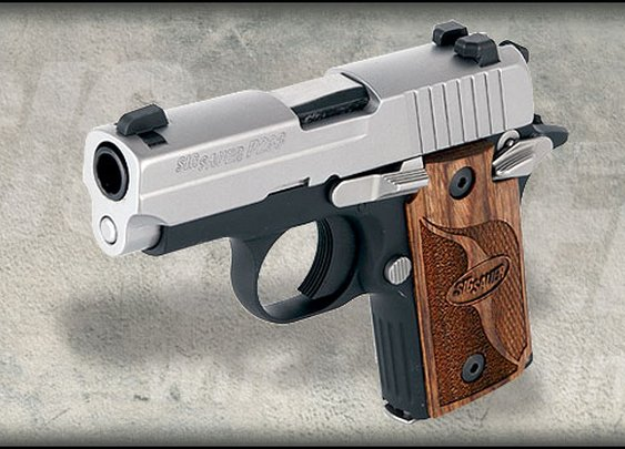 P238 SAS - A Perfect Conceal Carry