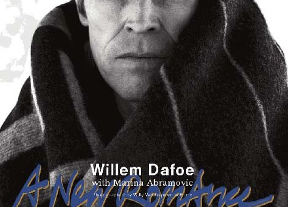 Willem Dafoe for Another Man A/W12