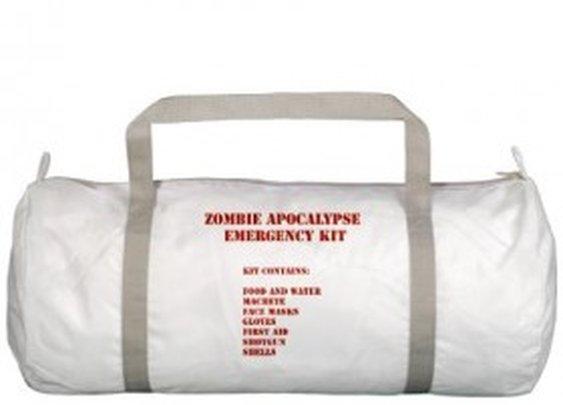 Zombie Apocalypse Emergency Kit