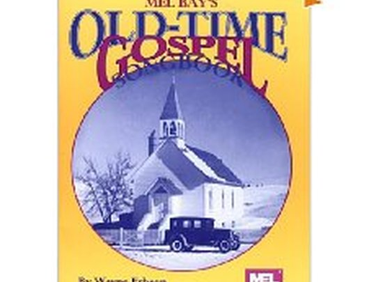 Mel Bay Old Time Gospel Songbook: Wayne Erbsen