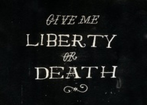 Give Me Liberty Or Give Me Death Tattoo Idea Gentlemint