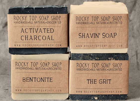 Manly Man Homemade Natural Soap