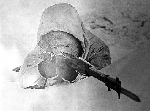 White Death  - Deadliest Sniper in History