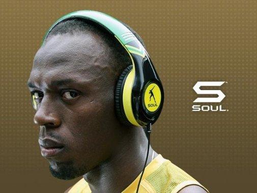 Usain Bolt Designed Headphones