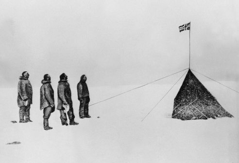 What the Race to the South Pole Can Teach You About How to Achieve Your Goals | The Art of Manliness