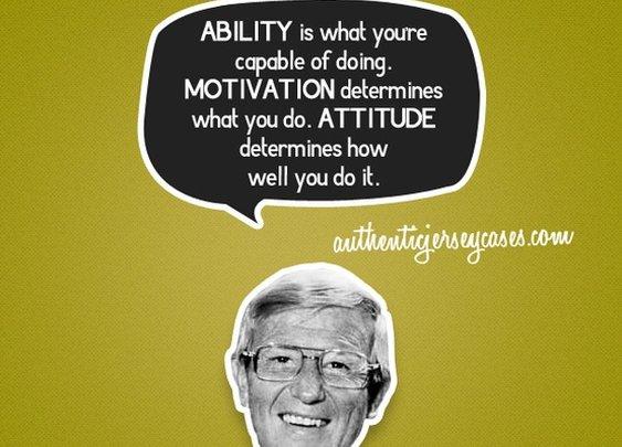 Sports Quotes / www.asportinglife.co #sportsquotes #louholtz