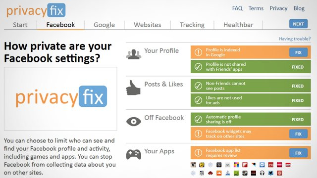 Privacyfix Shows Who's Tracking You on the Web, Gives You the Tools to Stop It