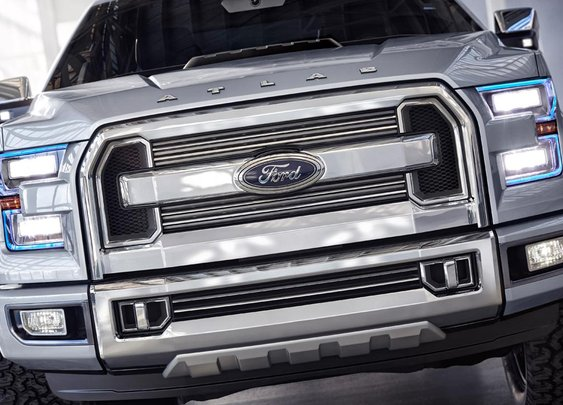 Detroit 2013: Ford Atlas Concept Truck - Road & Track